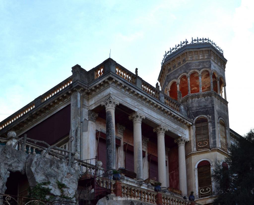 Fa ade de nice villa beau site for Maitre d oeuvre en anglais