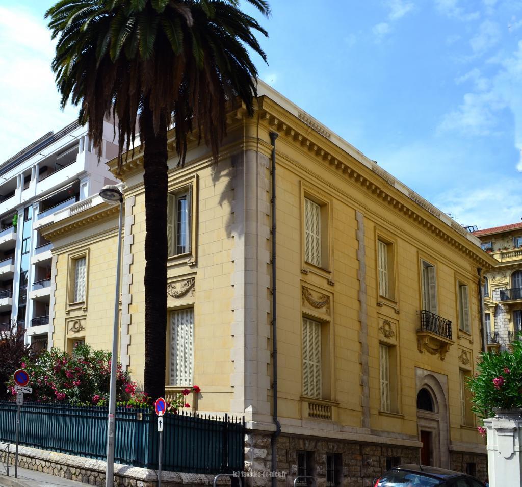 Villa Foch Nice Historique